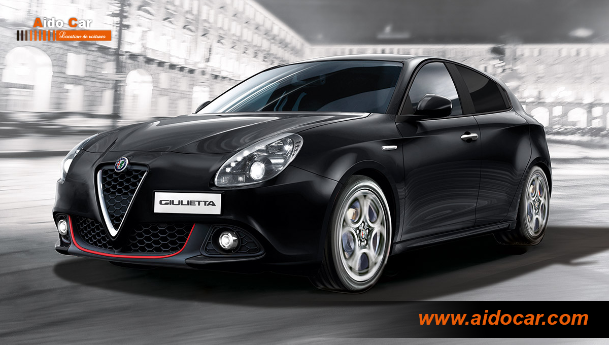 Location alfa romeo giulietta casablanca copie 6