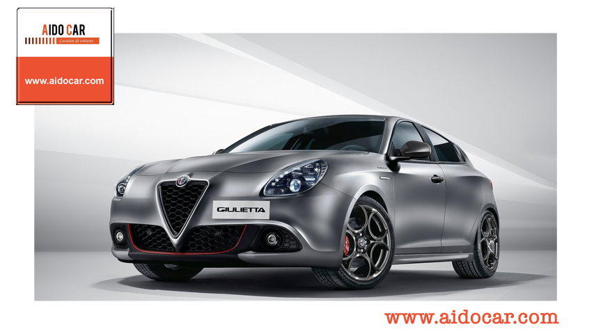 Location alfa romeo giulietta
