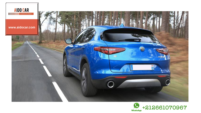 Location alfa romeo stelvio casablanca 3