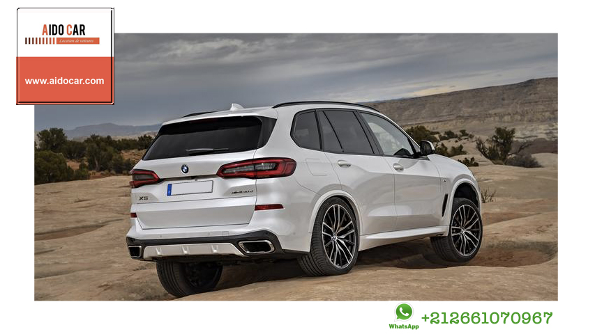 Location bmw x5 2019 casablanca