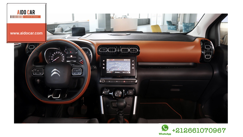 Location citroen c3 a casablanca