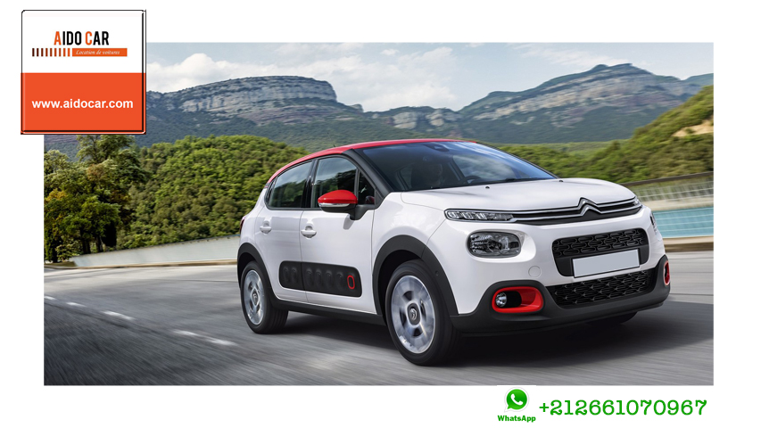 Location citroen c3 casablanca 2019