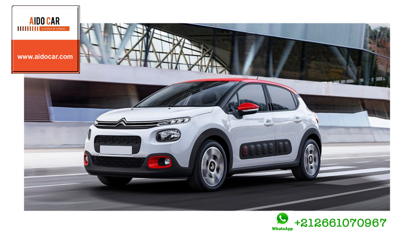 Location citroen c3 casablanca