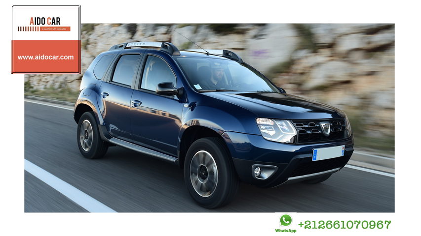 Location dacia duster a casablanca 1