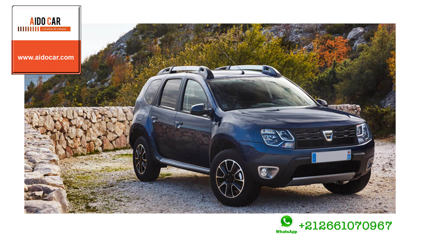 Location dacia duster a casablanca