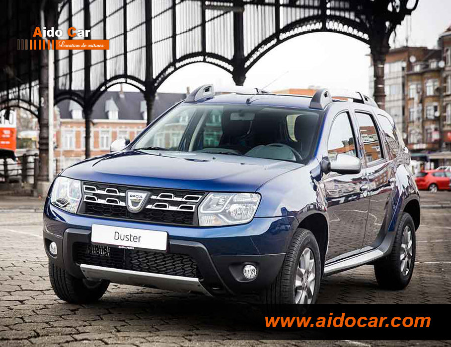 Location dacia duster casablanca 1