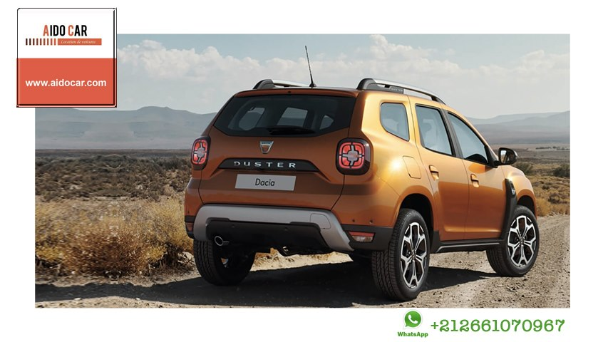 Location dacia duster casablanca 2
