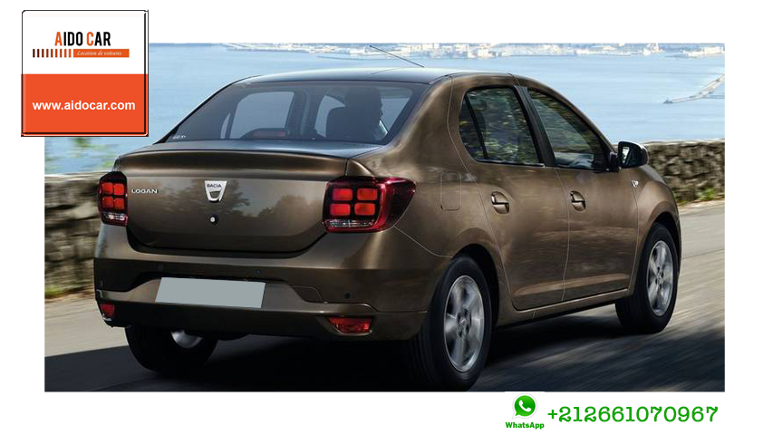 Location dacia logan casablanca 2