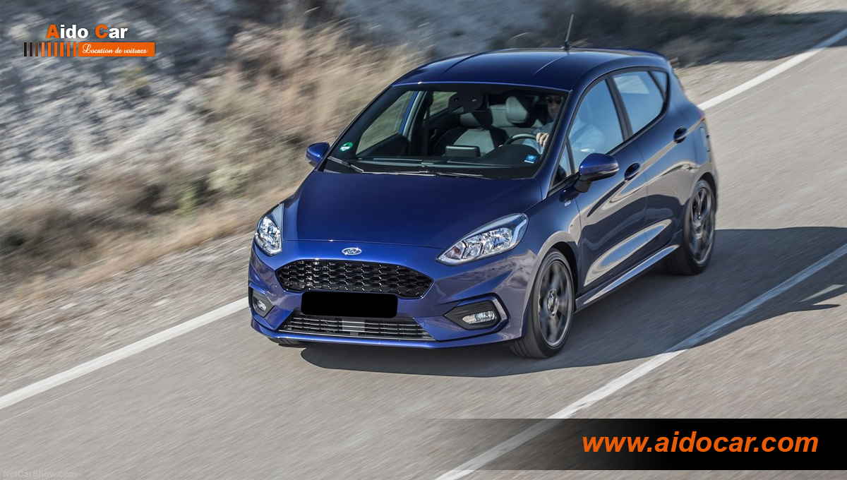 Location ford fiesta casablanca 1