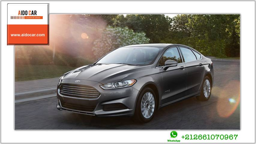 Location ford fusion a casablanca 2