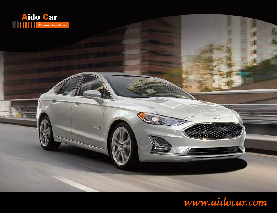 Location ford fusion casablanca 2