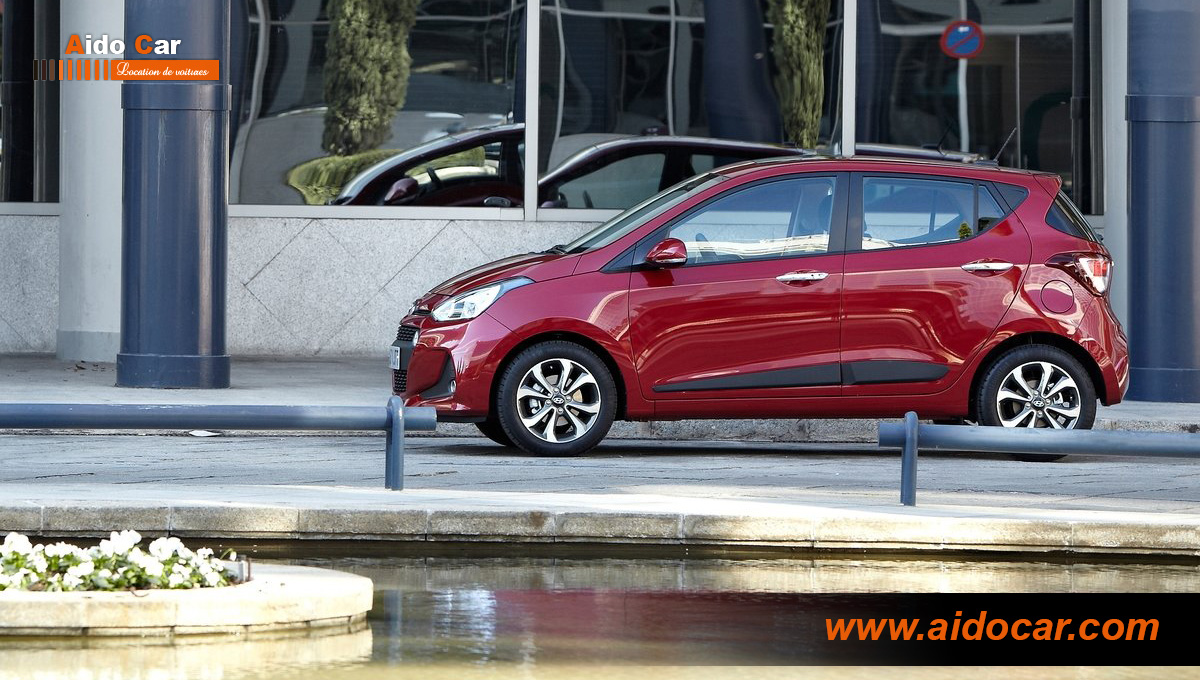 Location hyundai i10 casablanca