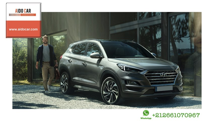 Location hyundai tucson casablanca