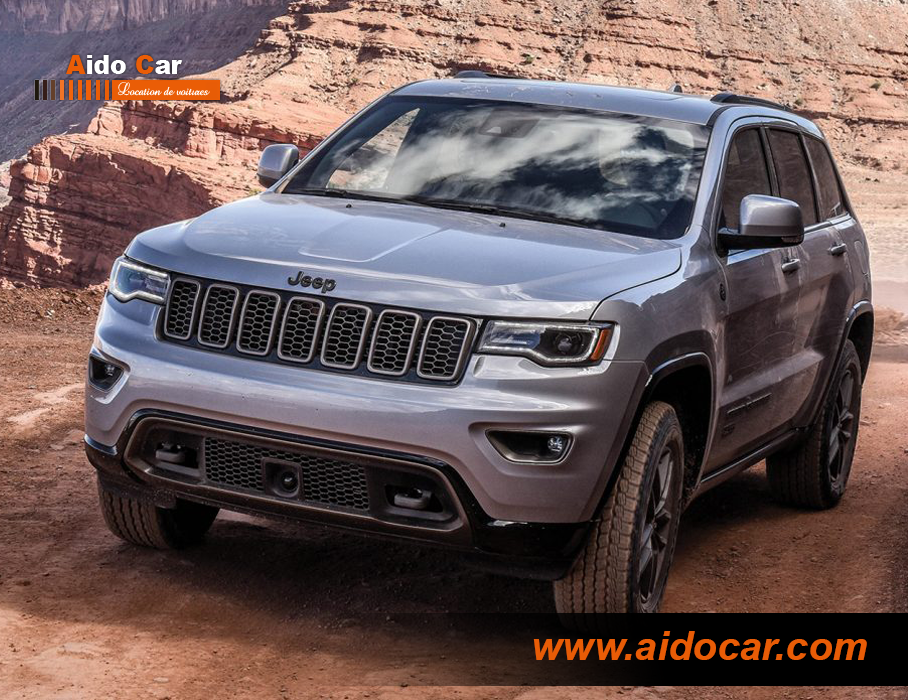 Location jeep grand cherokee anniversary casablanca