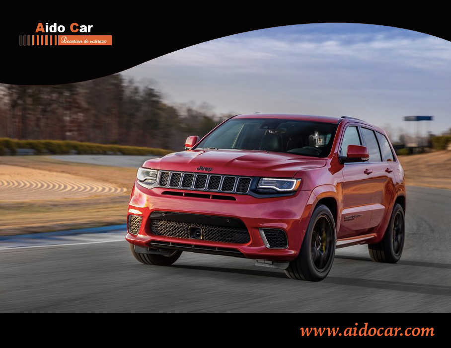 Location jeep grand cherokee casablanca 1