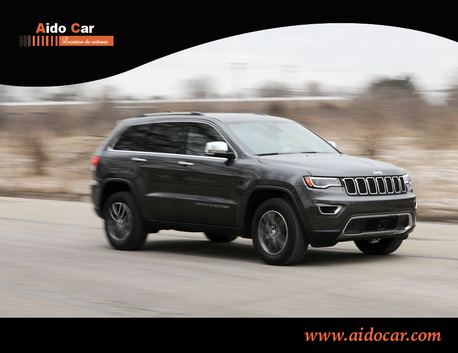 Location jeep grand cherokee casablanca 2