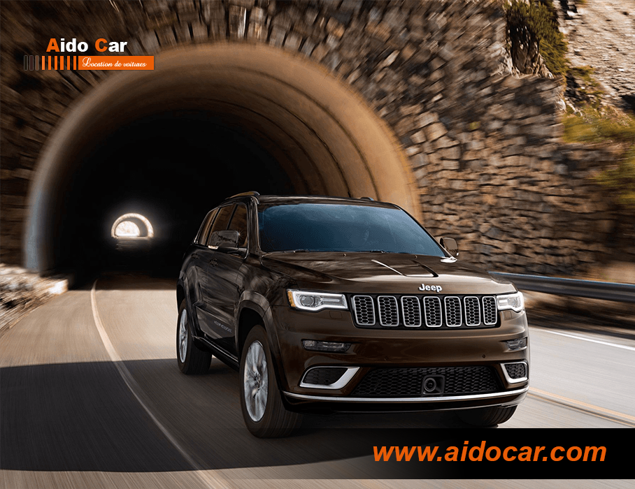 Location jeep grand cherokee casablanca 3