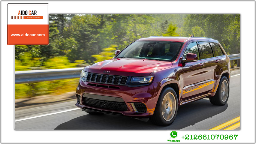 Location jeep grand cherokee casablanca 5
