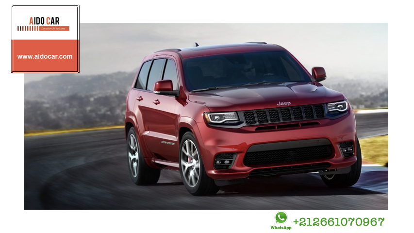 Location jeep grand cherokee casablanca 6