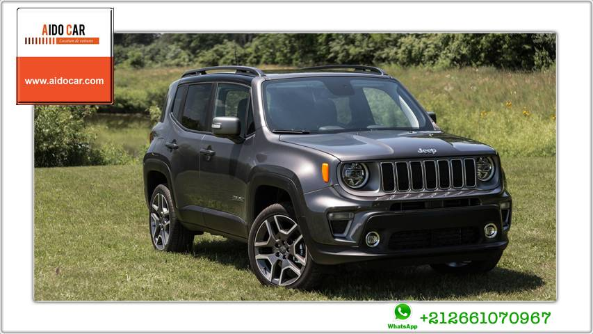 Location jeep renegade casablanca 2