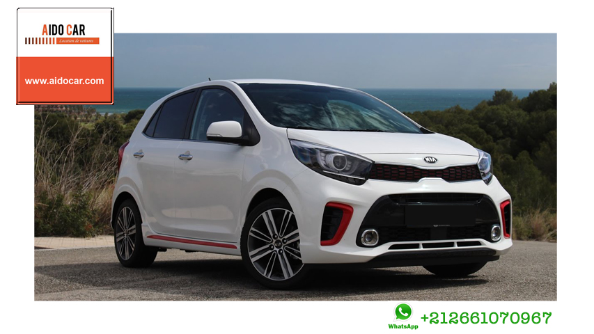 Location kia picanto casablanca 3