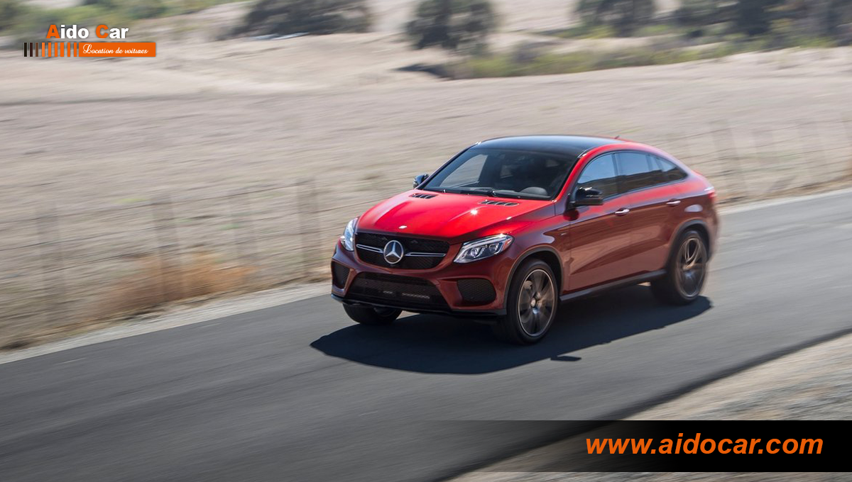 Location mercedes gle casablanca 1