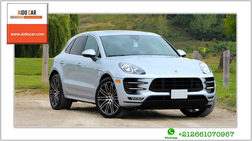 Location porsche macan a casablanca 1