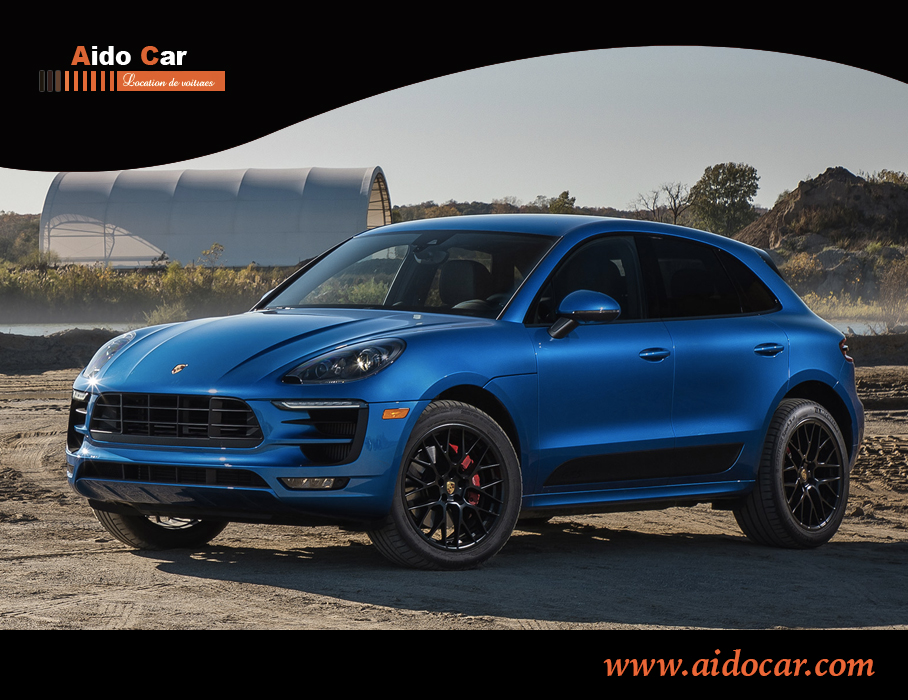Location porsche macan casablanca 1