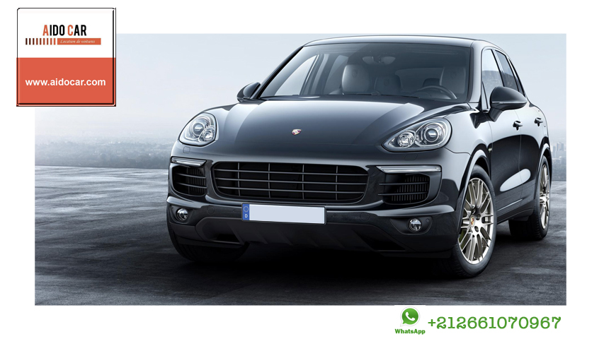 Location porsche macan casablanca 2