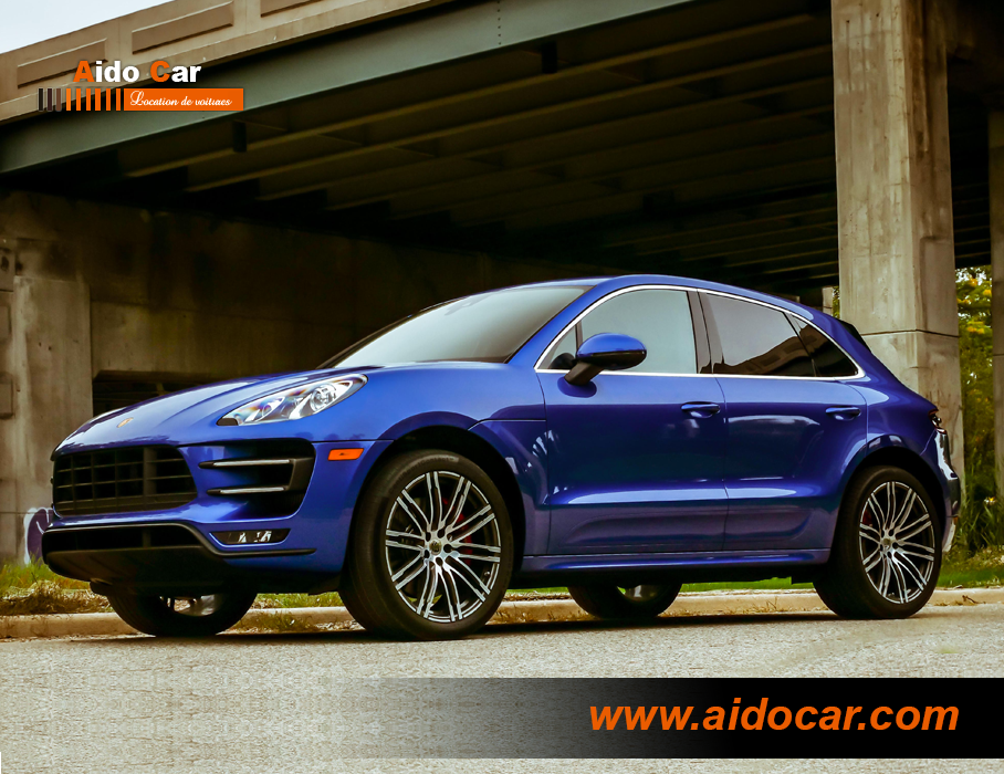 Location porsche macan casablanca 3