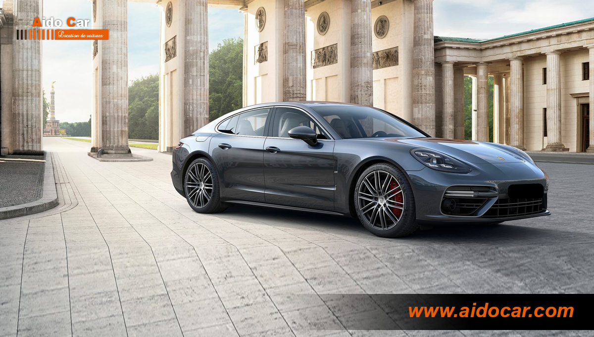 Location porsche panamera casablanca copie 2