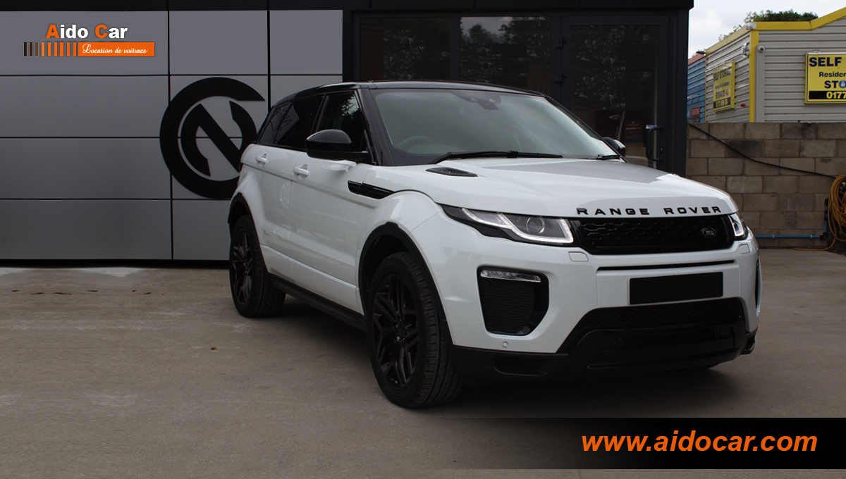 Location range rover evoque casablanca 1
