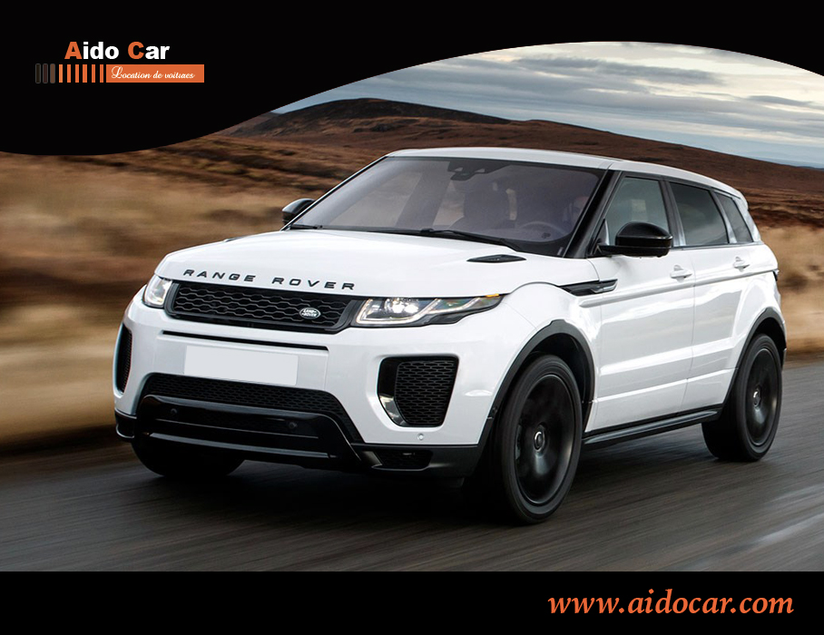 Location range rover evoque casablanca 3