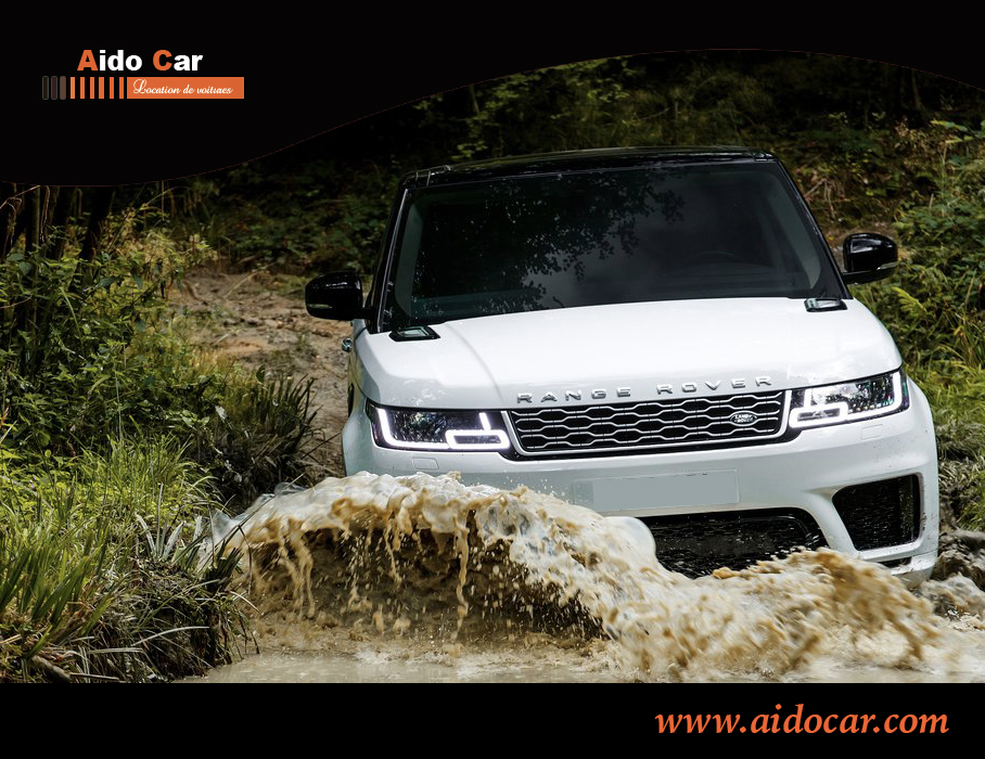 Location range rover sport casablanca 1