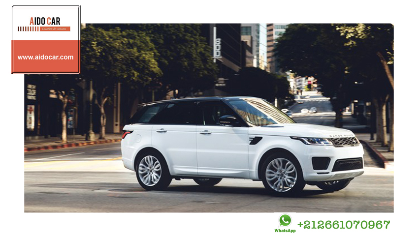 Location range rover sport casablanca 3