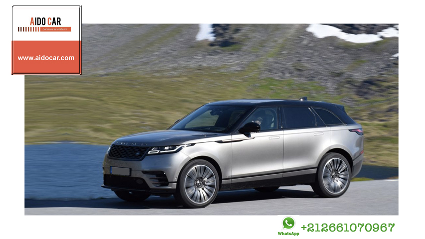 Location range rover velar casablanca 1