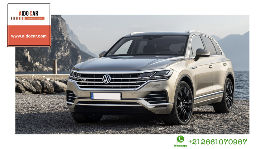 Location volkswagen touareg 2019 casablanca