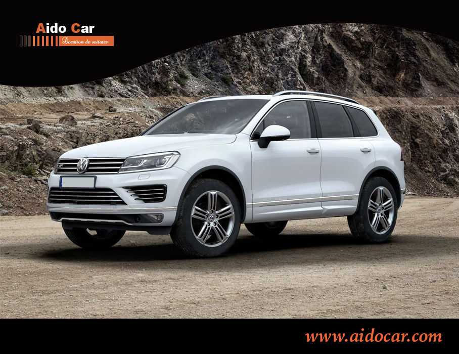 Location volkswagen touareg casablanca 2