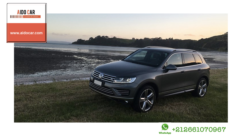 Location volkswagen touareg casablanca 3
