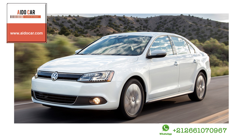 Location volkwagen jetta a casablanca