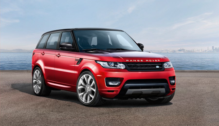location range rover sport